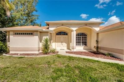 3609 3rd ST, Cape Coral, FL 33991 - MLS#: 218011037