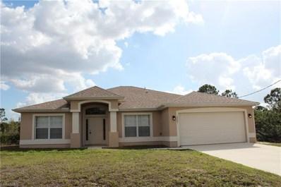 3203 59th W ST, Lehigh Acres, FL 33971 - MLS#: 218011175