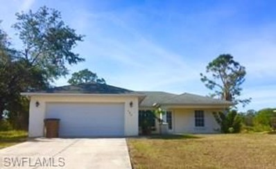 186 Wanatah AVE, Lehigh Acres, FL 33974 - MLS#: 218011351