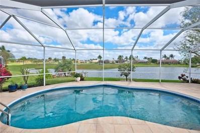 11880 Princess Grace CT, Cape Coral, FL 33991 - MLS#: 218012355