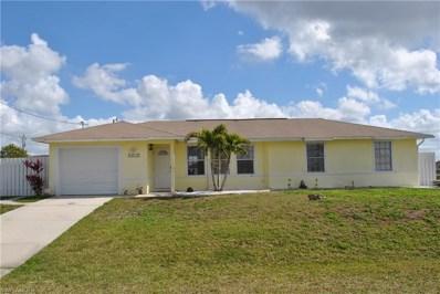 1217 1st PL, Cape Coral, FL 33909 - MLS#: 218012697