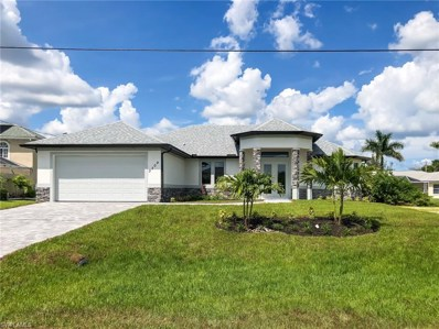 3309 3rd ST, Cape Coral, FL 33991 - MLS#: 218012792