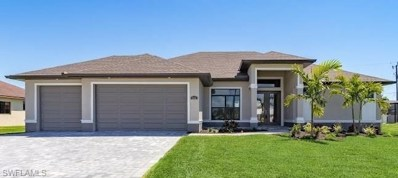 2808 Beach W PKY, Cape Coral, FL 33914 - MLS#: 218013244