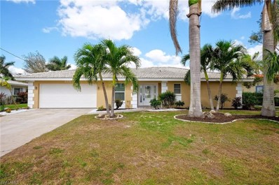 825 Monticello CT, Cape Coral, FL 33904 - MLS#: 218013420