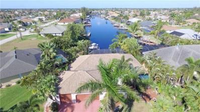 4826 Agualinda BLVD, Cape Coral, FL 33914 - MLS#: 218013489