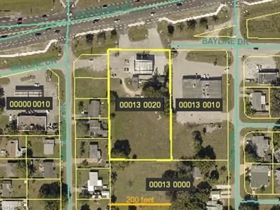 4700 Bayline DR, North Fort Myers, FL 33917 - MLS#: 218013568