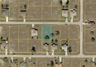 1100 20th ST, Cape Coral, FL 33993 - MLS#: 218013615