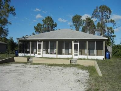 4710 Golfview BLVD, Lehigh Acres, FL 33973 - MLS#: 218013649