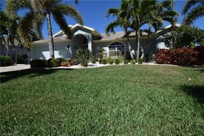 1705 54th LN, Cape Coral, FL 33914 - MLS#: 218014150