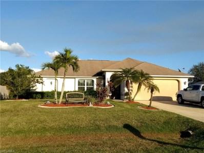 1817 3rd PL, Cape Coral, FL 33991 - MLS#: 218014330