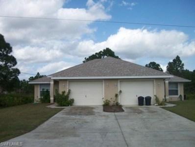 Danforth ST, Lehigh Acres, FL 33974 - MLS#: 218014438