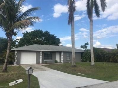 135 29th TER, Cape Coral, FL 33914 - MLS#: 218014463