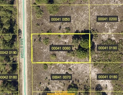 1112 Wells AVE, Lehigh Acres, FL 33972 - MLS#: 218014631