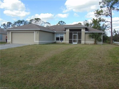 100 Ridgemont DR, Lehigh Acres, FL 33972 - MLS#: 218015200