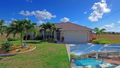 1037 35th PL, Cape Coral, FL 33993 - MLS#: 218015215