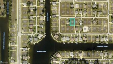 3806 1st LN, Cape Coral, FL 33991 - MLS#: 218015313