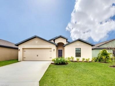 430 Shadow Lakes DR, Lehigh Acres, FL 33974 - MLS#: 218015649