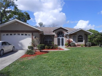 1009 Wells AVE, Lehigh Acres, FL 33972 - MLS#: 218015752