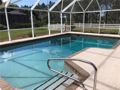 7018 Overlook W DR, Fort Myers, FL 33919 - MLS#: 218015812