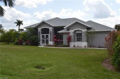 1504 9th ST, Lehigh Acres, FL 33972 - MLS#: 218015918