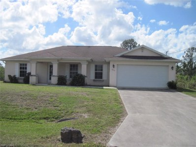3215 43rd W ST, Lehigh Acres, FL 33971 - MLS#: 218015930