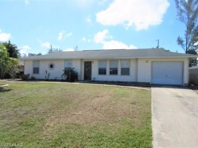 430 21st ST, Cape Coral, FL 33991 - MLS#: 218015977