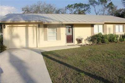202 Gilbert N AVE, Lehigh Acres, FL 33971 - MLS#: 218015986