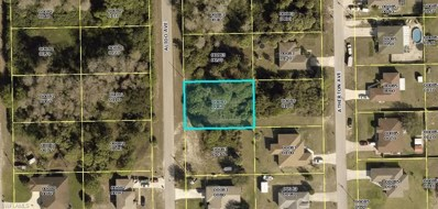 818 Alido AVE, Lehigh Acres, FL 33971 - MLS#: 218016054