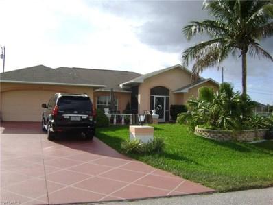 318 17th PL, Cape Coral, FL 33909 - #: 218016199