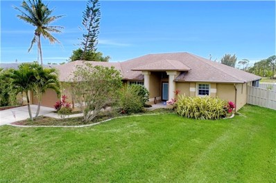 1904 27th TER, Cape Coral, FL 33914 - MLS#: 218016257