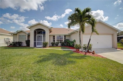 1901 26th AVE, Cape Coral, FL 33993 - MLS#: 218016284