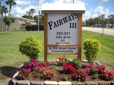 333 Joel BLVD, Lehigh Acres, FL 33936 - MLS#: 218016295