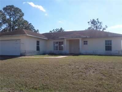 1202 Cellini E ST, Lehigh Acres, FL 33974 - MLS#: 218016502