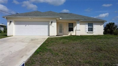 3018 66th W ST, Lehigh Acres, FL 33971 - MLS#: 218016550