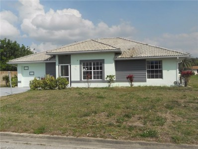 20 Sagewood AVE, Lehigh Acres, FL 33936 - MLS#: 218016623