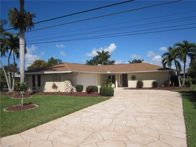 807 Montclaire CT, Cape Coral, FL 33904 - MLS#: 218016668