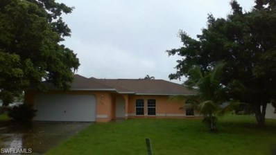 3627 7th PL, Cape Coral, FL 33914 - MLS#: 218016858