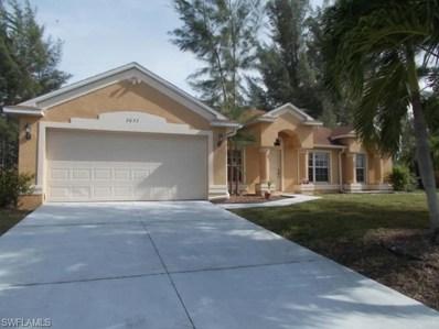2633 5th AVE, Cape Coral, FL 33914 - MLS#: 218016897