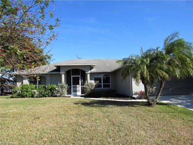 3911 23rd AVE, Cape Coral, FL 33914 - MLS#: 218017094