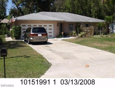 1519 Flynn RD, North Fort Myers, FL 33903 - MLS#: 218017111