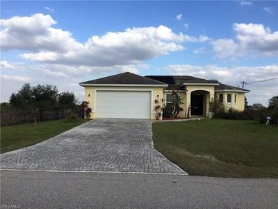 1616 Moore AVE, Lehigh Acres, FL 33972 - MLS#: 218017345