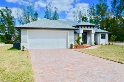 2123 17th PL, Cape Coral, FL 33991 - MLS#: 218017538