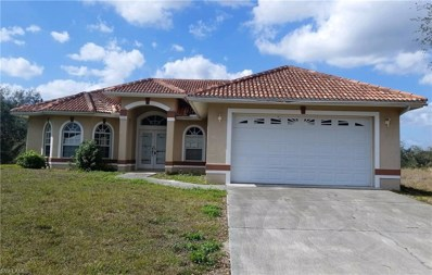 1711 Truman AVE, Lehigh Acres, FL 33972 - MLS#: 218017653