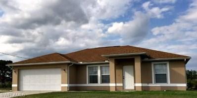 4004 25th Sw ST, Lehigh Acres, FL 33976 - MLS#: 218017870