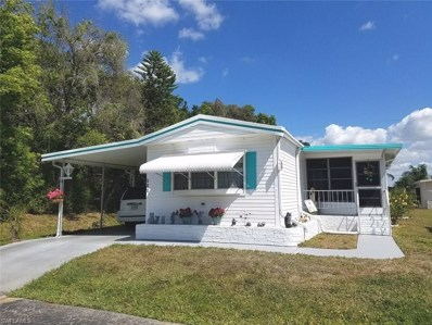 839 Peaceful DR, North Fort Myers, FL 33917 - MLS#: 218018187