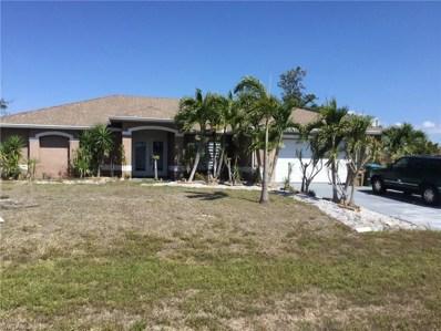1133 41st ST, Cape Coral, FL 33914 - MLS#: 218018290