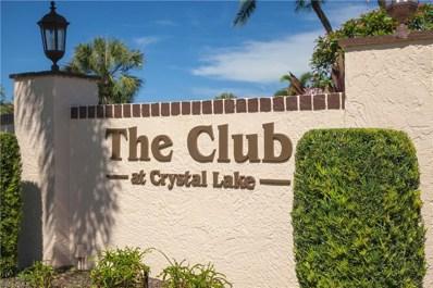 8336 Charter Club CIR, Fort Myers, FL 33919 - MLS#: 218018402