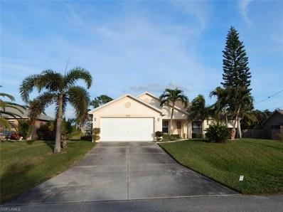 4539 14th AVE, Cape Coral, FL 33914 - MLS#: 218018512