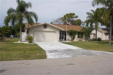 4102 2nd AVE, Cape Coral, FL 33904 - MLS#: 218018631