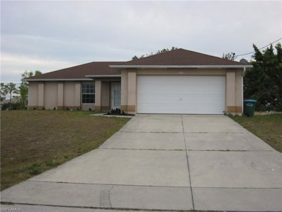 1402 39th TER, Cape Coral, FL 33914 - MLS#: 218018754